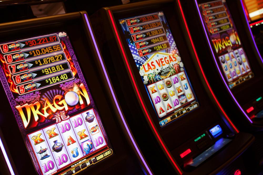 Die Geschichte der Spielautomaten